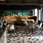Trendy South London Restaurant Bar Aquarium