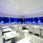 Restaurant Dinning Aquarium in London