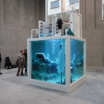 Bespoke Art Work Aquarium