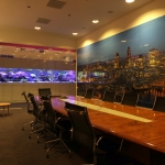 large office aquarium