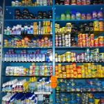 Aquarium Fish Foods and Shop Dry Goods