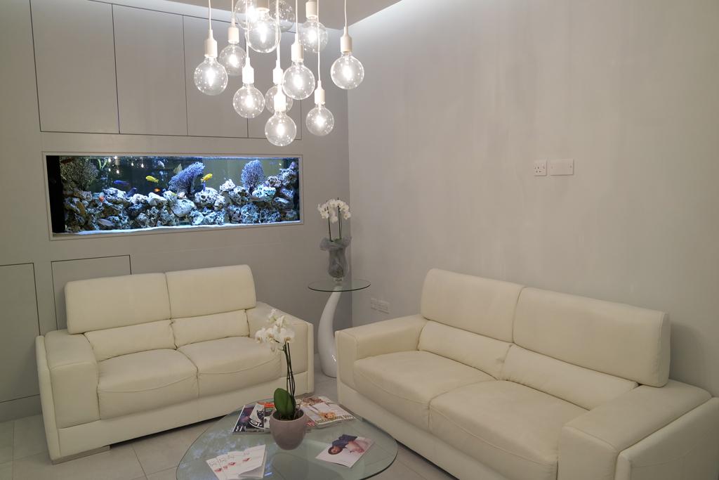 Living Room Fish Tanks