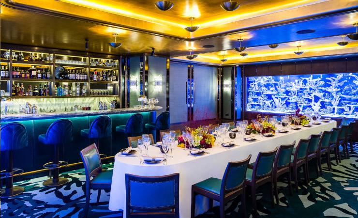 Luxury Restaurant Design