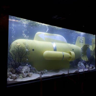 Display Aquarium - Submarine